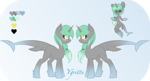 Ygritte -- Reference Sheet by acervine