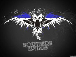 Northern Epirus Eagle by Hellenicfighter