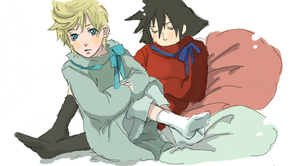 Bed Time by kyomitsu