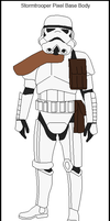Stormtrooper Base Pixel Body by Milosh--Andrich