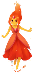 Flame princess by meago