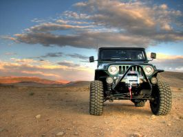 Jeep HDR by Stebel