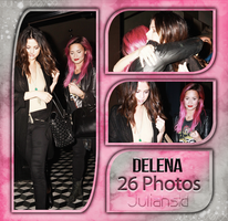 Photopack #253 ~Delena~ by juliahs1D