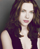 Scarlett J. Colorization. by C-Jady