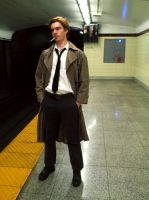Constantine Cosplay by Galactic-Reptile