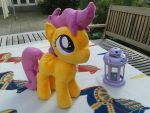 Scootaloo Plush by Miretz