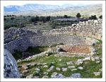 Ruins at Mycenae II by EmmaSloane