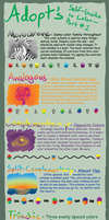 My Guide to Color: Part One by pahein