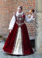 Queen Elizabeth I, the third.. by Noergli
