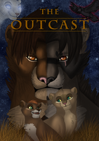 The Outcast Cover by TorazTheNomad