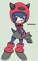 Adamina The Hedgehog - Sticking to the Past by MephistaTheDark