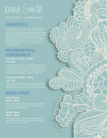 Creative Resume - Organic by rkaponm