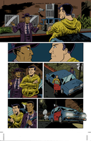 The Sundays #2 page 21 colors by ScottEwen