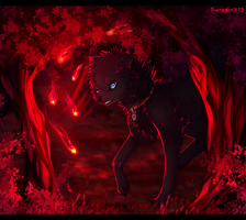 = Crimson Spirits = by Swaglly