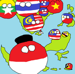 South East Asia by Tringapore