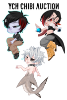 YCH: Chibi Set 1 [ CLOSED ] by NightmareInspections
