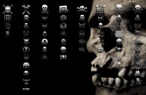 Skull N Crossbones - PS3 Theme by yorksensation