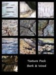 Texture Pack - Bark and wood by rockgem