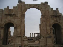 Roman Ruins 42 by 3-sisters-stock