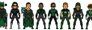 Green Justice Corps by MicroTraceour