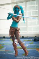 C2E2 Star Wars Cosplay by N1k0nSh00ter
