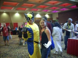 Wolverine and Rogue by TimelordWitch10