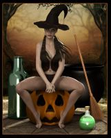 Halloween by P3DesignPromotions