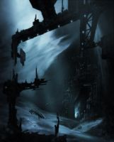 Underwater Research Facility by elgama