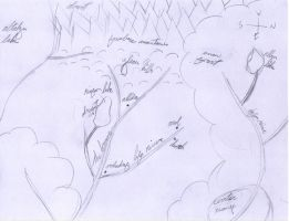 oLaC Map sketch by Maracate