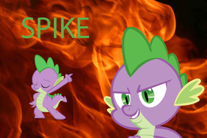ERB of MLP TC 24: Spike by enigmaMystere
