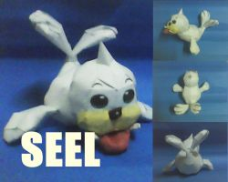 seel papercraft by turtwigcuTey