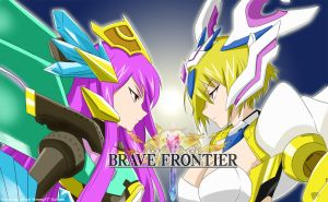 Brave Frontier: Lilith and Reeze by kimmy77