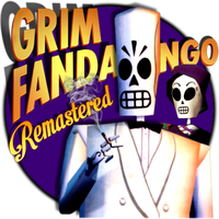 Grim Fandango Remastered by POOTERMAN