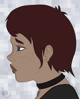 Mathilda by KilowattKatie