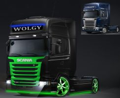 Scania Tuning by Wolgy95