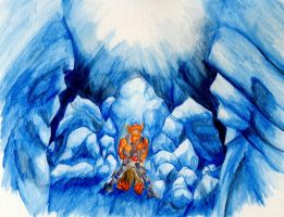 Caged by Birdsfly25
