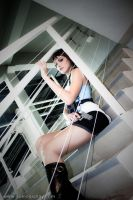 Jill Valentine - RE3 Cosplay by Yukilefay