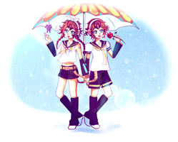Rainy Day by luckynyan4