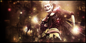 Kefka Signature. by FlyingGinger