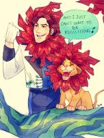 Just can't wait to be king by MabyMin