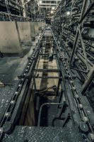 Assembly Line Vanishing Point by 5isalive
