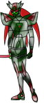 Adnot's Warrior- Ronin Omega by SelTheQueenSeaia