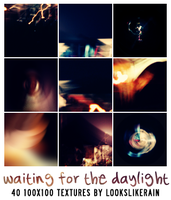 Waiting for the Daylight by lookslikerain