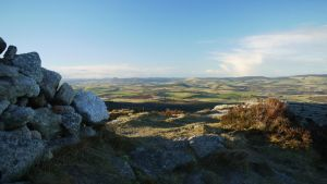 Aberdeenshire from up here by Blue-eyed-Kelpie