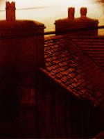 Sepia Roofs by MODDEYDOO
