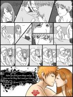 Bleach: My Crazy Dream by papillonseven