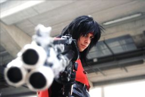 Vincent Valentine Cosplay 2 by Masi-M