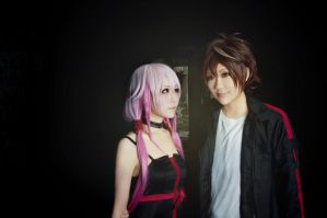 Guilty Crown_Convey by vicissiJuice
