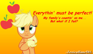 The Ruminations of AppleJack by JessicaBane501