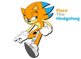 PC: Flare the Hedgehog by tacofacedrawer